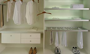 Aménagement dressing Montrouge